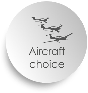Aircarft Choice-Disc-graphic