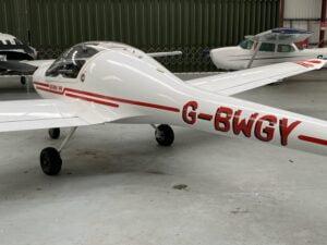 Diamond Katana DV20-100 G-BWGY