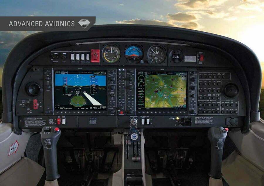 DA40 Avionics