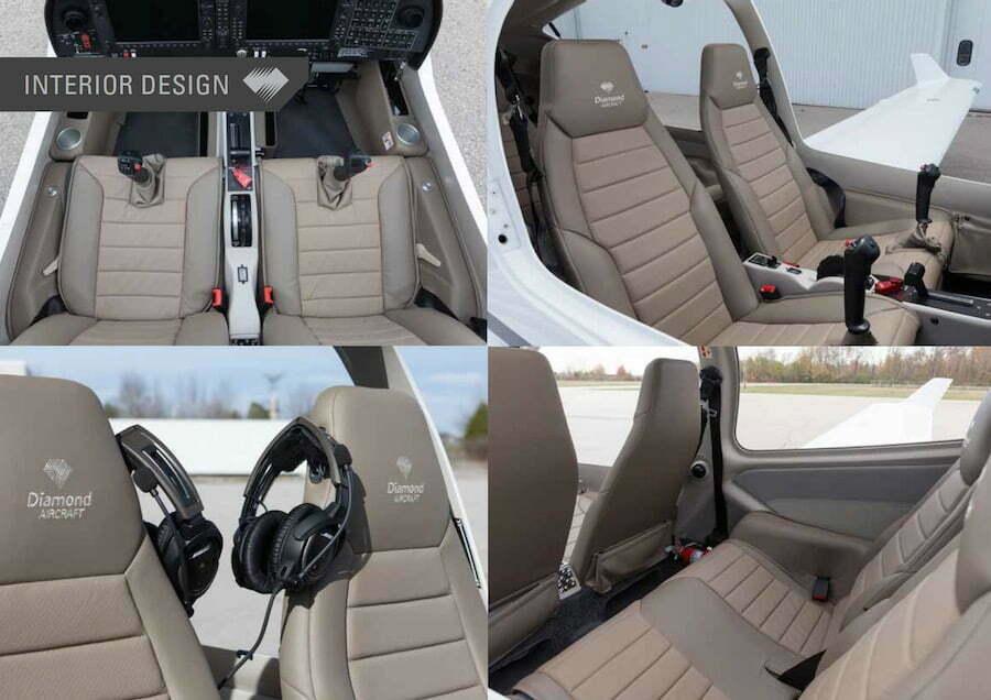 DA40-interior