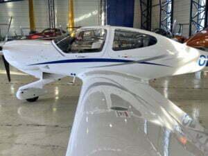 Diamond Aircraft DA40 D OE-KTB